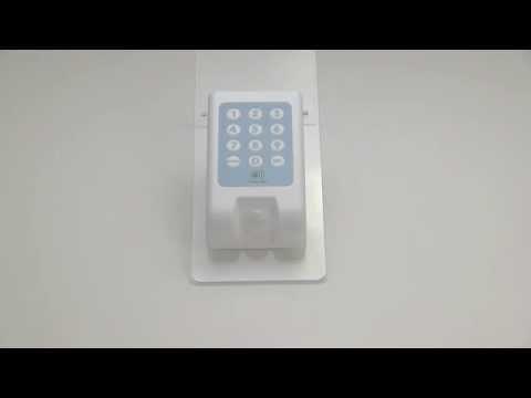 Mobeye i110 GSM PIR basic set up video