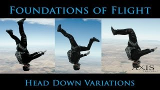AXIS Foundations of Flight - Head Down Basics