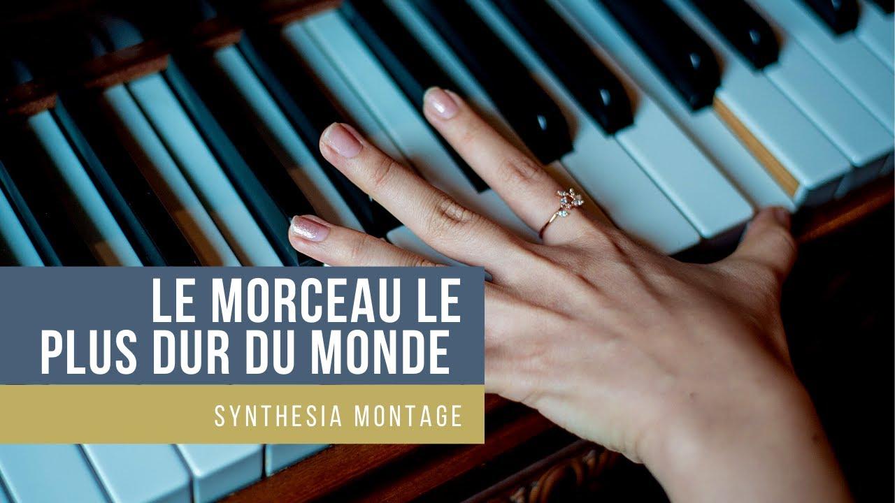 Piano morceau impossible a jouer youtube - Comment couper un morceau de video ...