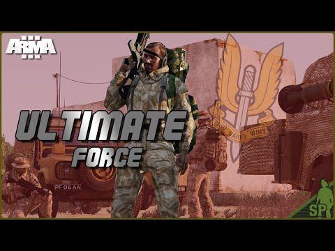 Arma 3 | SAS | Ultimate Force 2 ᴴᴰ