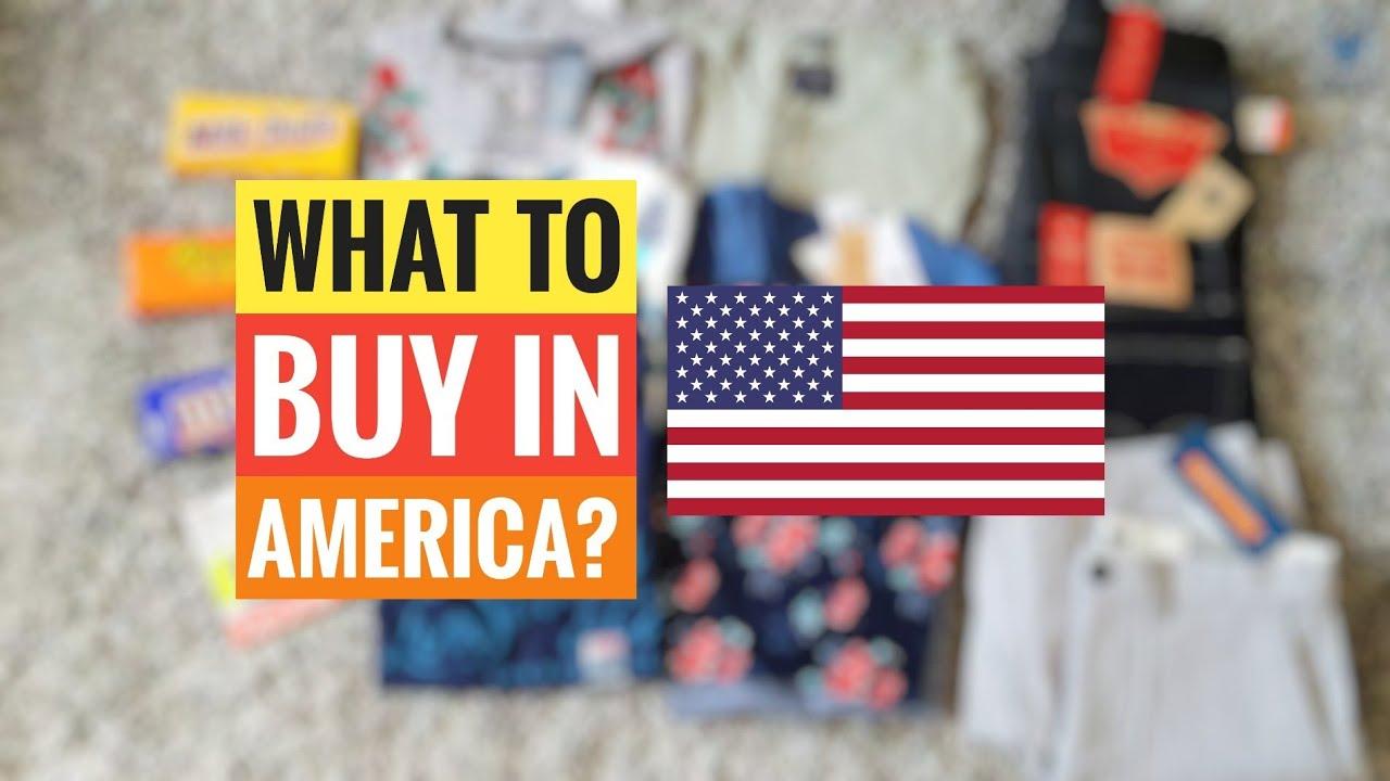 Einkaufen in den USA Der Shopping Guide für die USA