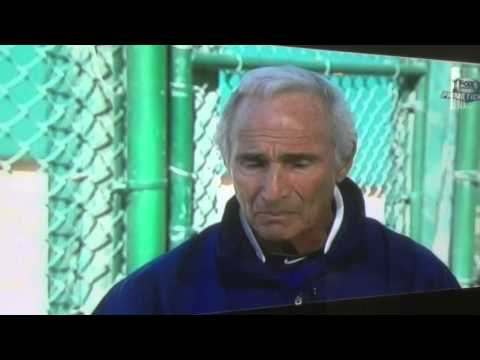 Vin Scully interviews the great Sandy Koufax