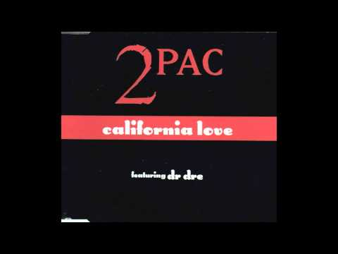 2Pac feat. Dr. Dre - California Love + LYRICS [1995]