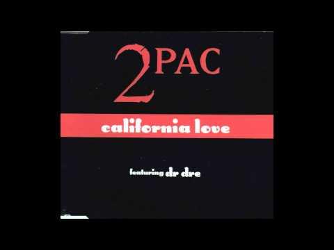 2Pac feat. Dr. Dre - California Love + LYRICS [1995]