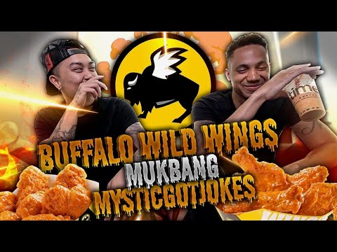 Do You Miss Having Me as a Roommate?? Ft @MysticGotJokes *BWW MUKBANG* from YouTube · Duration:  16 minutes 5 seconds