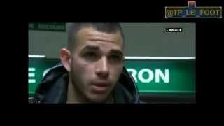 Vidéo: Valentin Eysseric réagit après son violent tacle sur J.Clément