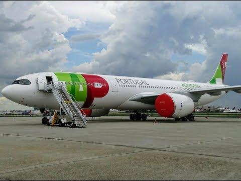 A330-900neo: Sidestick Sneak Preview in Atlanta