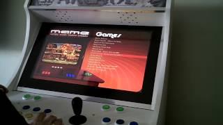 Fliperama Arcade 10.000 jogos (C/ Central Multimidia e Pinball)