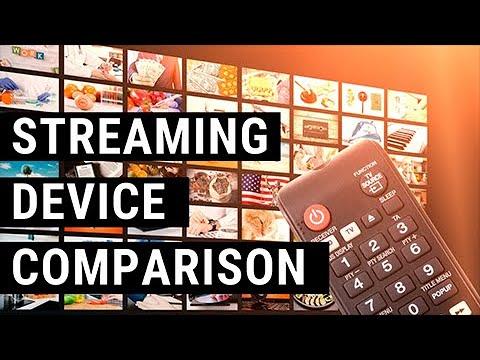 Roku vs  Amazon Fire TV vs  Apple TV vs  Chromecast vs  the other TV