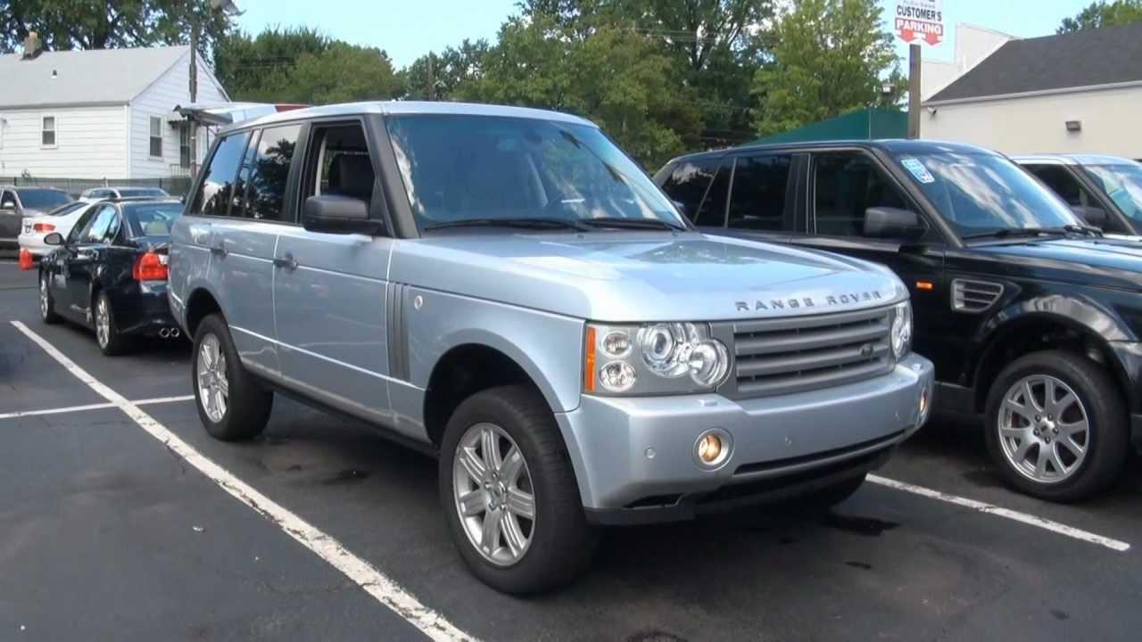 2007 Land Rover Range Rover HSE SUV Tour - YouTube