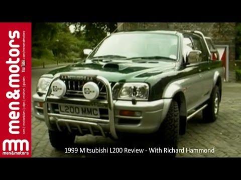 1999 Mitsubishi L200 Review - With Richard Hammond