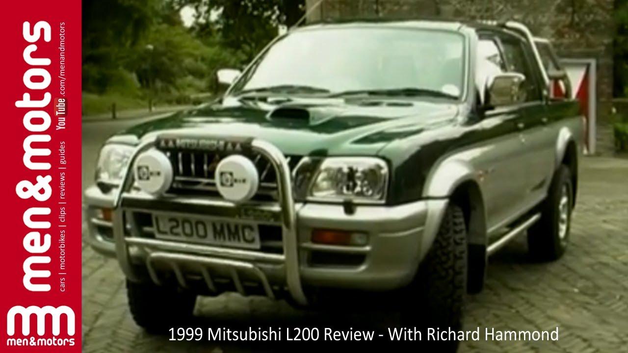 1999 Mitsubishi L200 Review - With Richard Hammond - YouTube