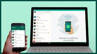 WhatsApp Web: Cómo usar WhatsApp en la computadora SUPER FÁCIL   2020-2021