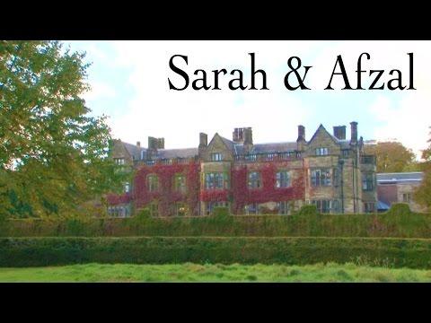 Pakistani Muslim Wedding at Guisborough Hall, North Yorkshire | Bloomsbury Films ®