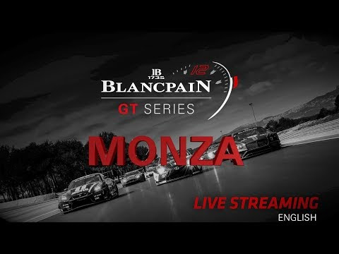 Pre-Qualifying - Monza 2018 - Blancpain GT Series - Endurance Cup - ENGLISH
