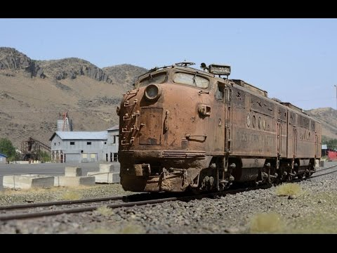 Extreme HO Locomotive Weathering