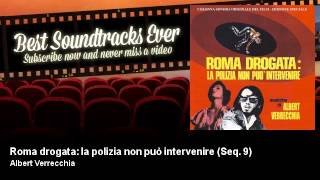 Albert Verrecchia - Roma drogata: la polizia non può intervenire - Seq. 9