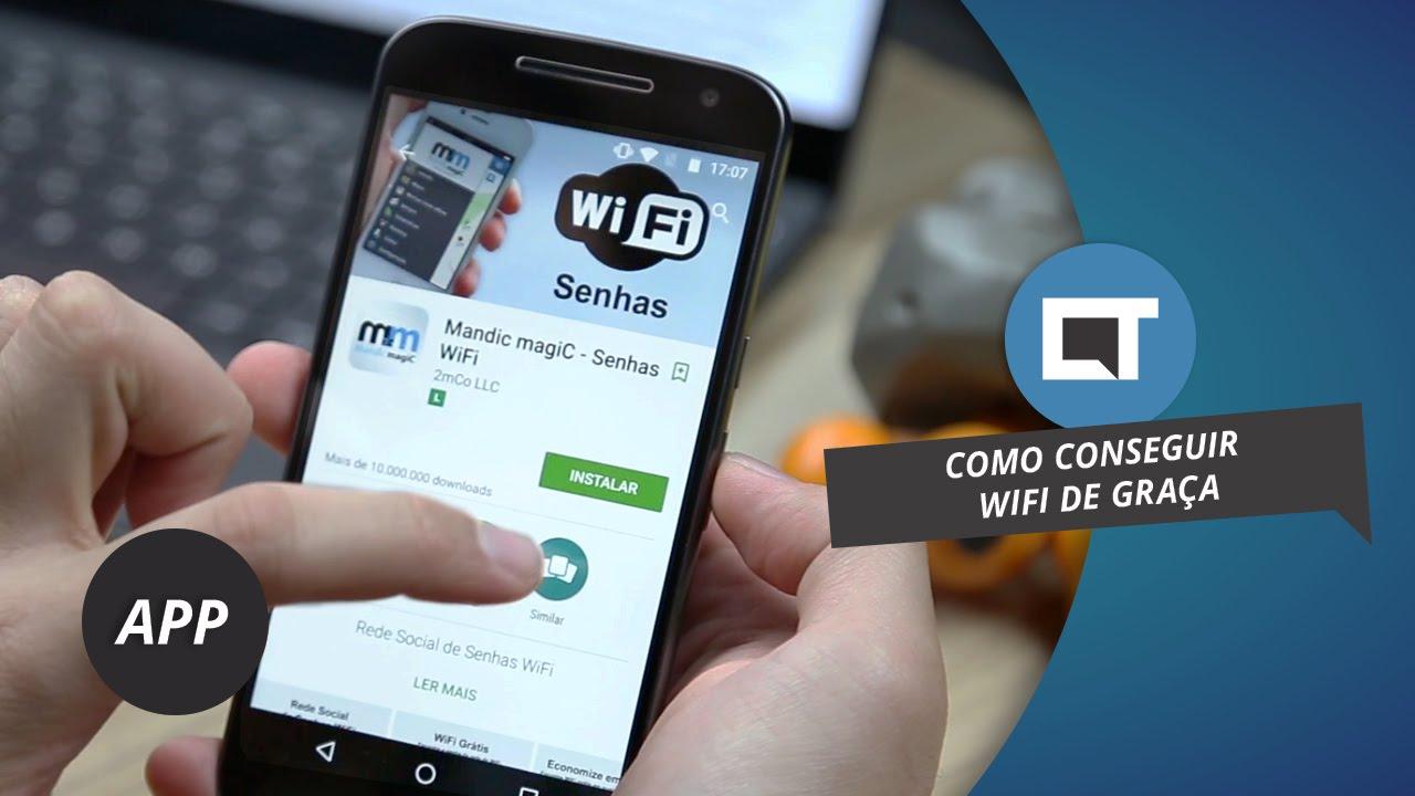 Como Descobrir As Senhas Das Redes Wifi Do Seu Vizinho Ou Do