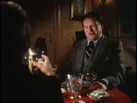 Thayer David as Nero Wolfe, best known for Dark Shadows