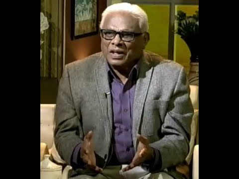Environmentalist A. N. Yellappa Reddy in Shubhodaya Karnataka | DD Chandana