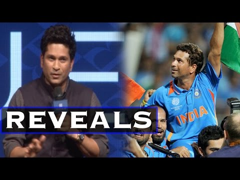 Don't Miss: Sachin Tendulkar REVEALS What Happened On The Night When India Won World Cup
