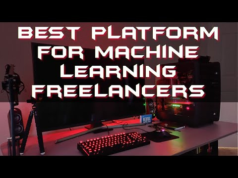 Data Science & Machine Learning Freelancer Part 1 –  Choosing A Platform
