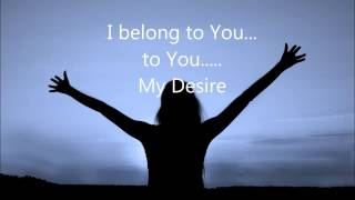 Hillsong   I belong to you