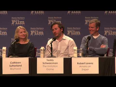 """SBIFF 2015 Producers Panel """"Movers & Shakers"""""""