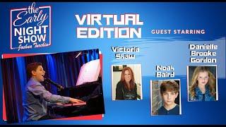 S2 Ep14 Victoria Shaw plays The River w Joshua Turchin, Noah Baird and Danielle Brooke Gordon sing