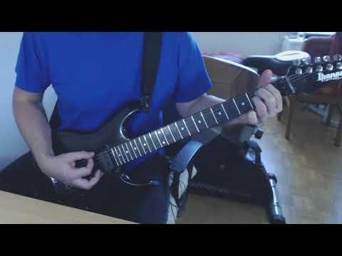 Metallica - Where The Wild Things Are (Rhythm Guitar Cover)