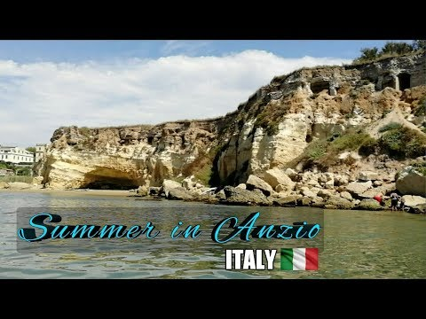 summer-in-italy-part-2-|-beach-side-near-in-rome-|-anzio-|-shout-out-|-vlog