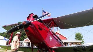 Aero-TV: 1928 Gipsy Moth - One of the Many Great Wonders of OSH19