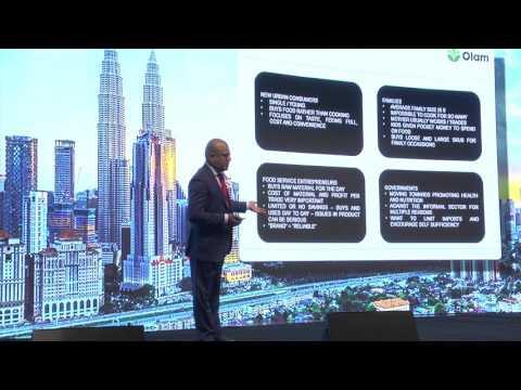 POTS KL 2016: Africa Edible Oil Markets - Anirban Deb