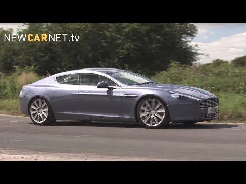 Aston Martin Rapide : Car Review