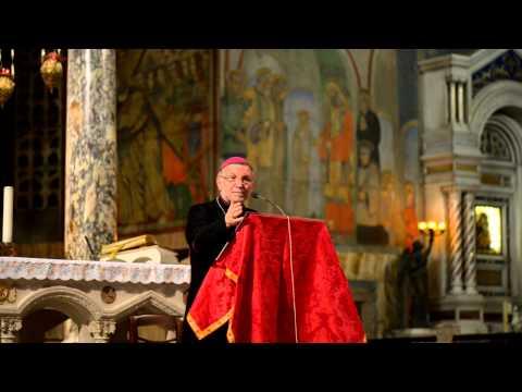 Incontro Cresimandi 2014 con Mons. Giuseppe Pasotto