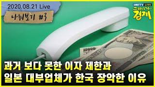 [최배근TV Live] 과거 보다 못한 이자 제한과 일…