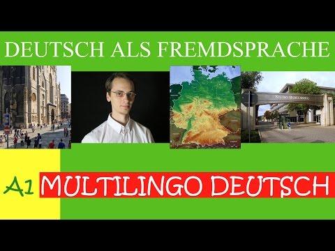 Cursul PERFECT A1 - 30 de minute de GERMANA - Mini-curs pentru incepatori PARTEA I