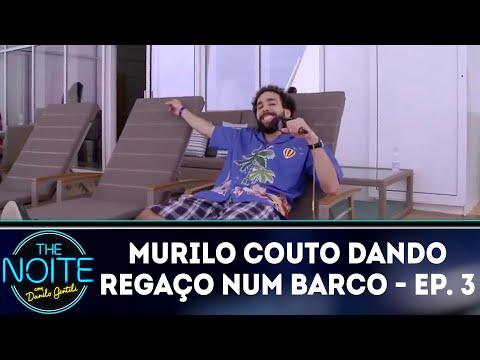 Murilo Couto dando regaço num barco - Ep.3   The Noite (01/06/18)