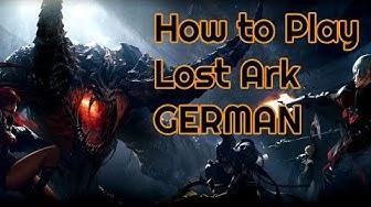 How to play Lost Ark auf dem russischem Server Guide | German/Deutsch
