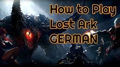 How to play Lost Ark auf dem russischem Server Guide | German/Deutsch