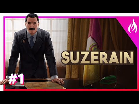 PLAY AS THE PRESIDENT IN SUZERAIN! - Suzerain Demo #1 (Upcoming Indie Games 2020) |