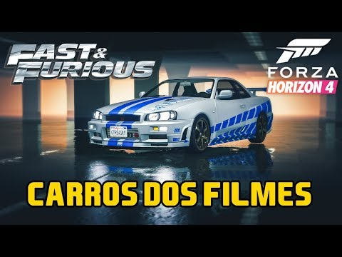Criando os carros de Velozes e Furiosos em Forza Horizon 4 thumbnail