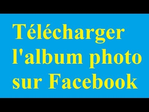 t l charger l 39 album photo sur facebook youtube. Black Bedroom Furniture Sets. Home Design Ideas