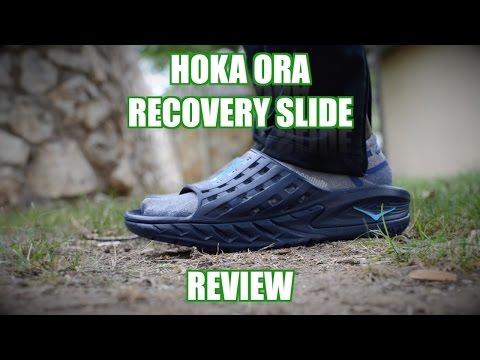 HOKA ORA RECOVERY SLIDE REVIEW | GREATEST SHOE EVER