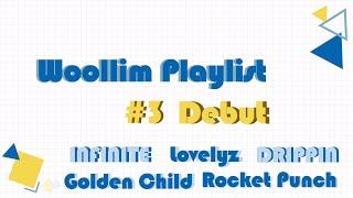 Woollim Playlist_Debut#3INFINITE(인피니트)Lovelyz(러블리즈)Golden Ch…