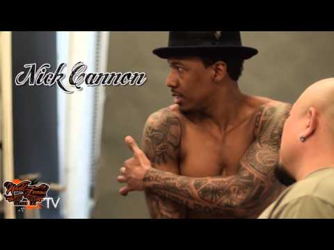 WORLD FAMOUS TATTOO INK | ZHANG PO TATTOOS NICK CANNON