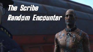 Fallout 4 - The Scribe Random Encounter