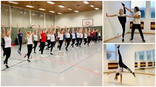 Solomariechen Training / Garde und Probetraining beim TSV Bottrop 👯♀️ / Turnier Vorbereitung 🙈