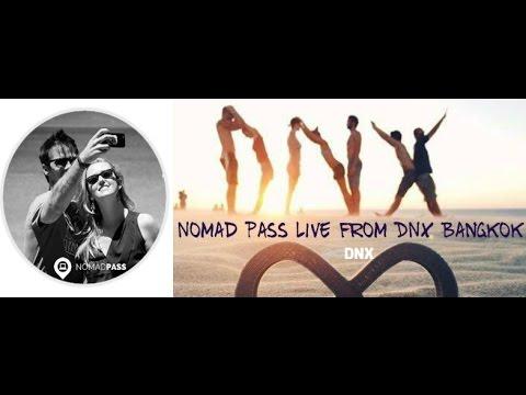 Download 3.1.16 (Part 3) Speaker Series: Nomad Pass LIVE from DNX Bangkok - Digital Nomad Conference