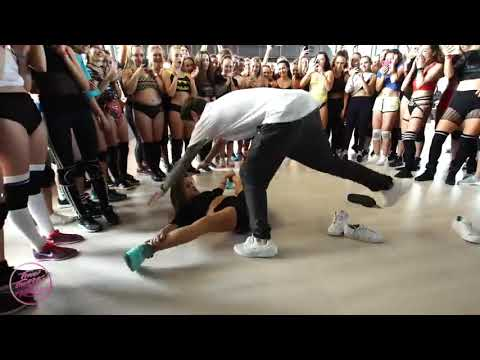 Download ANET ANTOSOVA solo  Moscow  TrueTwerk Camp 2018480p